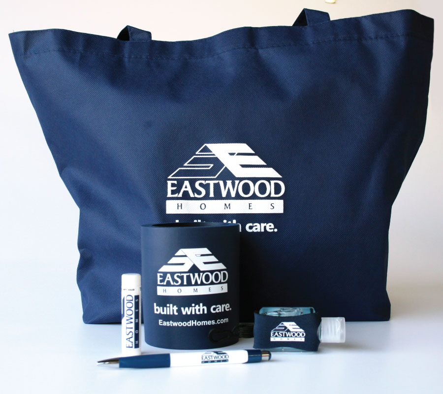 Eastwood Homes Marketing Swag